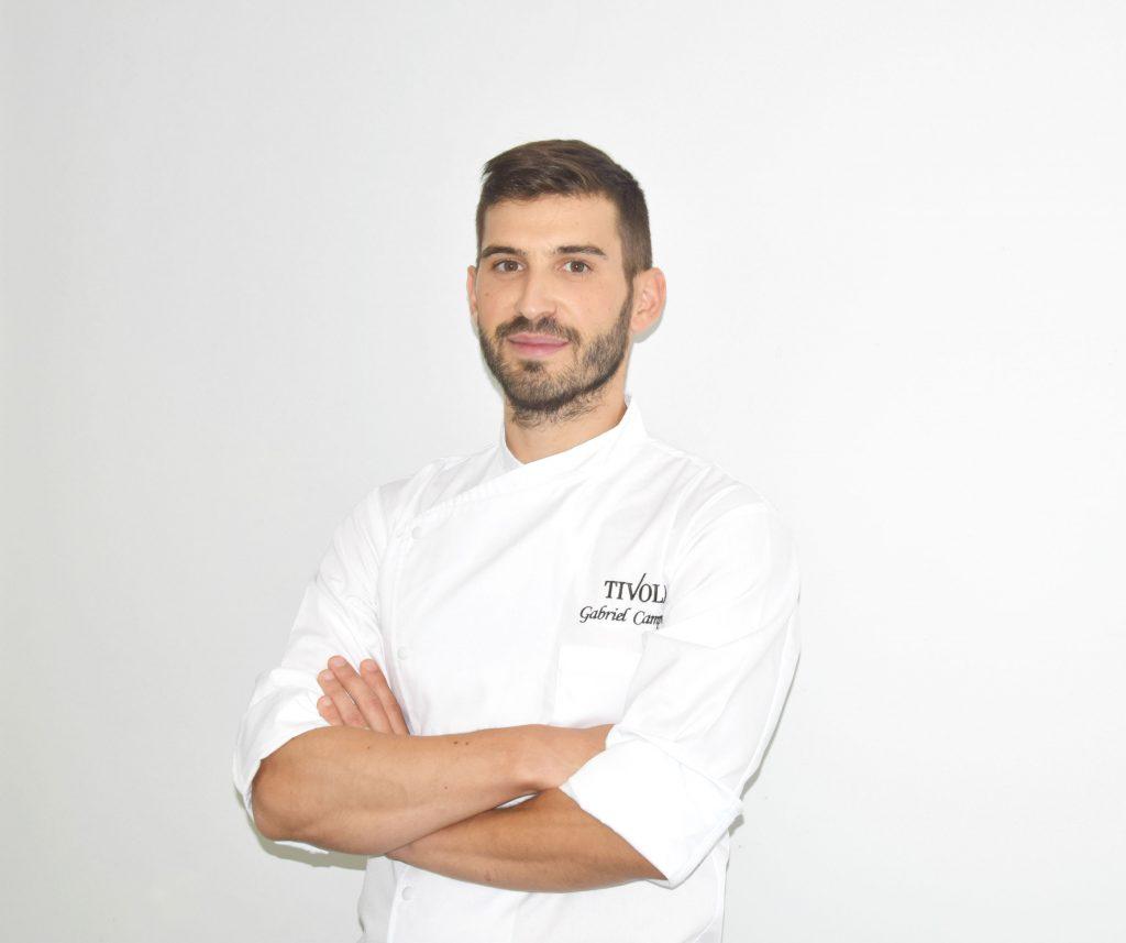 Chef Gabriel Campino